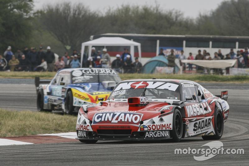 Матіас Россі, Donto Racing Chevrolet та Хосіто ді Пальма, CAR Racing Torino