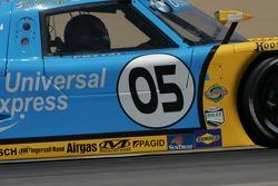 #05 Luggage Express Team Sigalsport BMW BMW Riley: Bill Auberlen, Matthew Alhadeff