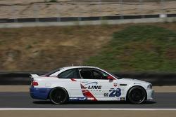 #28 Fall-Line Motorsports BMW M3: Steve Jenkins, Mark Boden