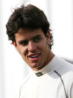 Александр Негран, Minardi Piquet Sports