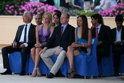 Amber Fashion: Albert II, Prince of Monaco