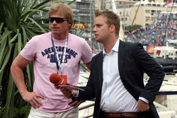 Oliver Kahn and Peter Lauterbach interview