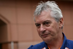 Pat Symonds, Renault F1 Team, Executive Director of Engineering