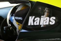 John Kaias new Aston Martin DBRS9