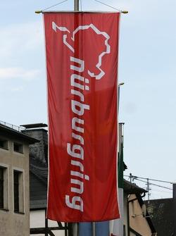 Nürburgring banner