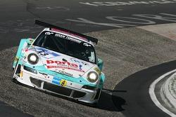 #43 Konrad Motorsport Porsche 997 RSR: Patrick Huisman, Wolfgang Kaufmann, Dennis Rostek