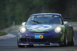 #11 Manthey Racing Porsche 911 GT3: Gary Williams, Daniel Cooke, Julian Perry, Trevor Reeves