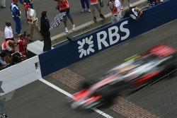 Lewis Hamilton, McLaren Mercedes 1st place