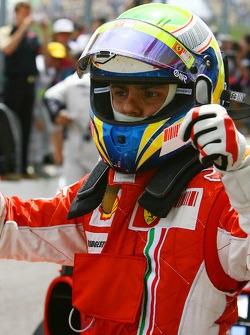 Pole Position, 1st, Felipe Massa, Scuderia Ferrari, F2007