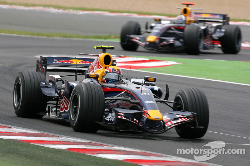 Red Bull & Sauber/Red Bull/Toro Rosso