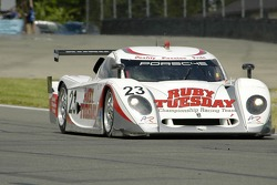 #23 Alex Job Racing Porsche Crawford: Patrick Long, Jorg Bergmeister