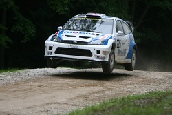 Guy Wilkes, Ford Focus WRC 2005