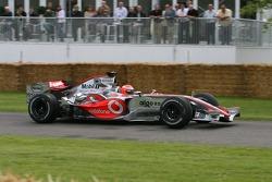 Chris Goodwin, McLaren Mercedes MP4/21 2006