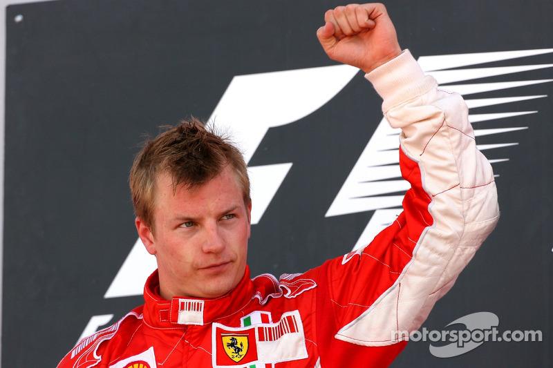 Grand Prix von Großbritannien 2007 in Silverstone: Sieger