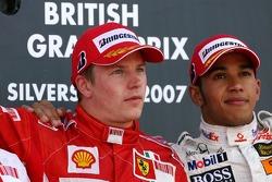 Кими Райкконен, Scuderia Ferrari, Льюис Хэмилтон, McLaren Mercedes