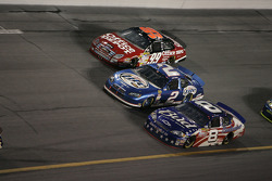 Carl Edwards, Kurt Busch and Dale Earnhardt Jr.