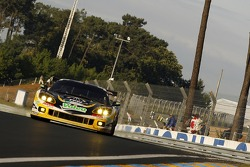 #72 Luc Alphand Aventures Corvette C6.R: Jérome Policand, Patrice Goueslard
