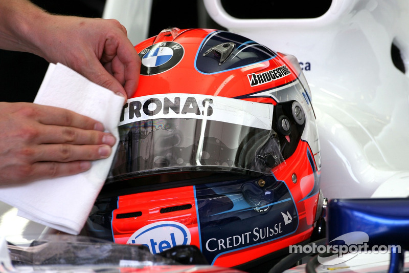 Роберт Кубіца, BMW Sauber F1 Team
