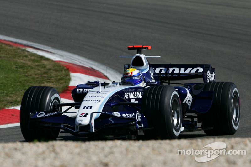 Ніко Росберг, WilliamsF1 Team, FW29