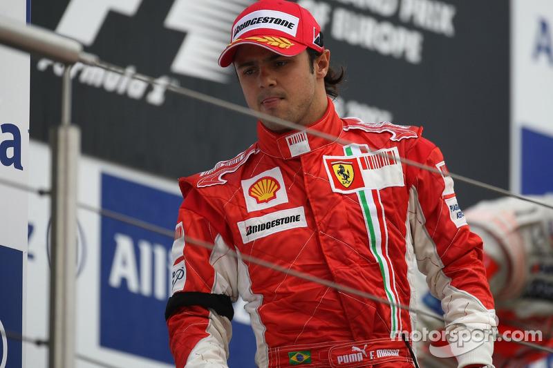 Massa hingegen bleibt nach 47 Führungsrunden nur Platz 2