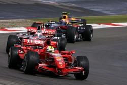 Felipe Massa, Scuderia Ferrari, Fernando Alonso, McLaren Mercedes, Mark Webber, Red Bull Racing