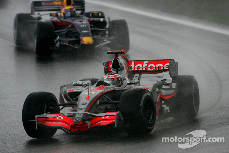2007. Нюрбургрінг. Переможець: Fernando Alonso, McLaren-Mercedes