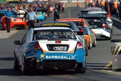 Saturday race Fujitsu Series