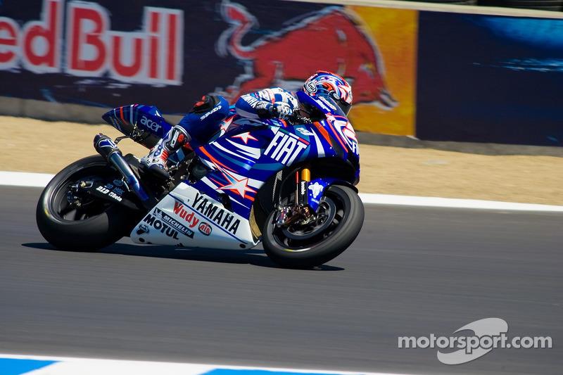 Fiat Yamaha - Colin Edwards - MotoGP Amerika 2007