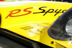 RS Spyder nose