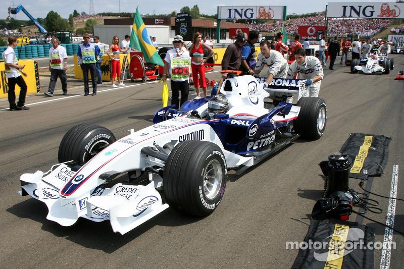 2007, Гран Прі Угорщини - третій