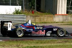 12th, #3 Tom Dillmann FRA ASM Formule 3 Dallara F306 Mercedes HWA