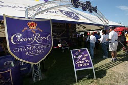 Crown Royal fan area