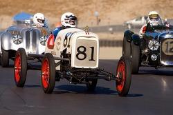Bruce Hudkins, 1922 Ford Model T Speeds