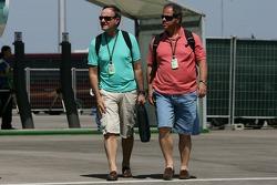 Father of Rubens Barrichello, Honda Racing F1 Team