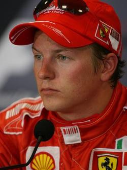 FIA press conference: Kimi Raikkonen