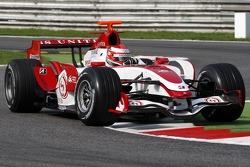 James Rossiter, Super Aguri F1 Team, SA07