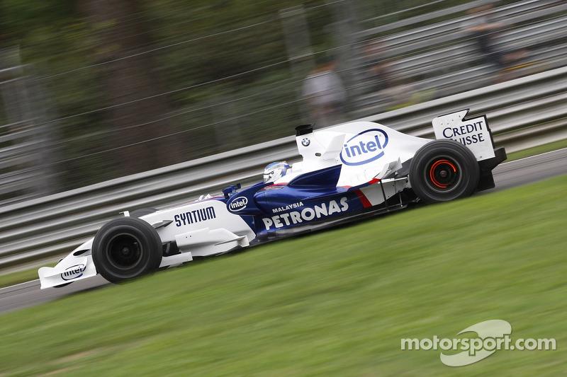 2007: BMW-Sauber F1 07
