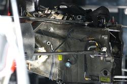 McLaren Mercedes, MP4-22, Gearbox