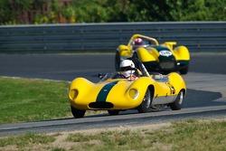1959 Lola Mk1 - Driven by Cap Chenoweth
