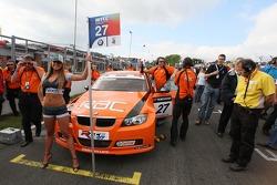 Colin Turkington, RAC équipe, BMW 320si WTCC