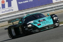 #1 Vitaphone Racing Team Maserati MC 12: Michael Bartels, Thomas Biagi