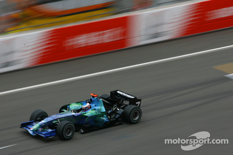 Honda F1 (2006-2008)