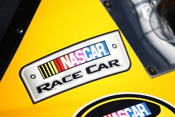 NASCAR official decal