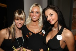 Grid Girls at the Ignition Party