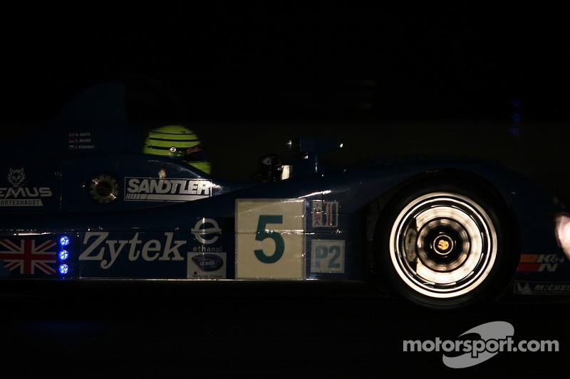#5 Zytek Motorsports Zytek 07S Zytek: Stefan Mücke, Danny Watts, Jan Charouz