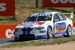 Thursday practice V8 Supercars