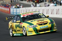 Friday race 1 Fujitsu V8 Supercars