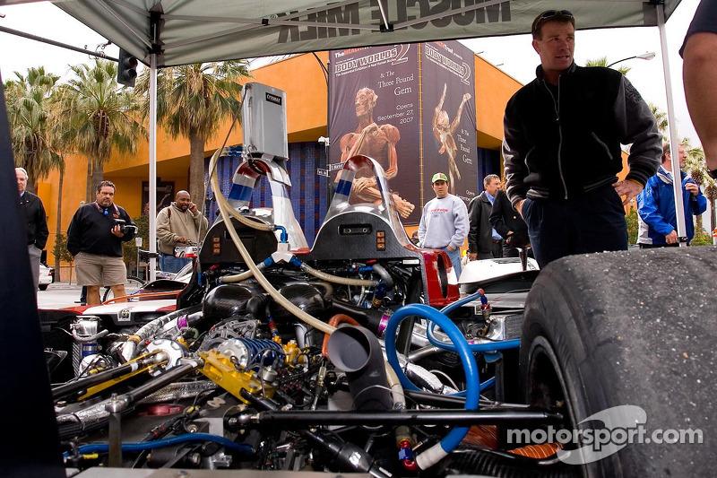 #06 Team Cytosport Lola B06/14 AER