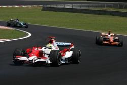 Ralf Schumacher, Toyota Racing, Adrian Sutil, Spyker F1 Team