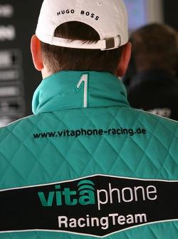 Vitaphone Racing team member
